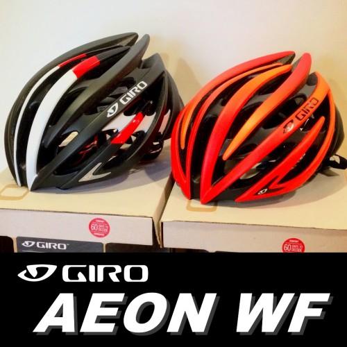 入荷情報≪GIRO AEON イーオン WF ヘルメット≫