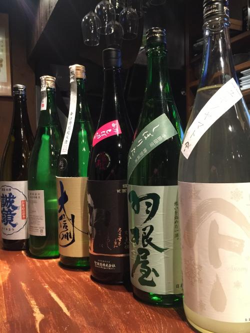 今週入荷の日本酒!(やまとしずく・羽根屋・大信州)