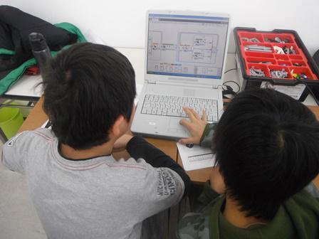 理系を育てるロボット教室〜プログラミング強化月間〜