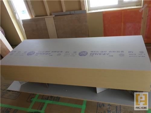 ☆新築戸建物件☆札幌市建築中現場情報を更新!石膏ボード搬入♪