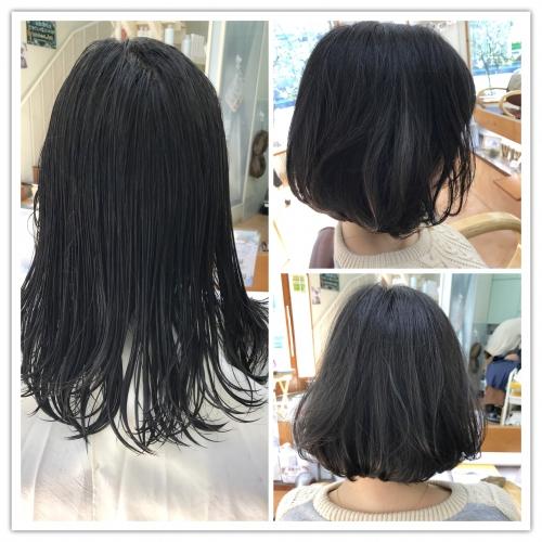 ホットパーマで春スタイルヘア☆ 調布美容院