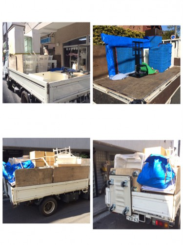 横浜市へお引越しサポート!安心安価!家具家電 搬入搬出