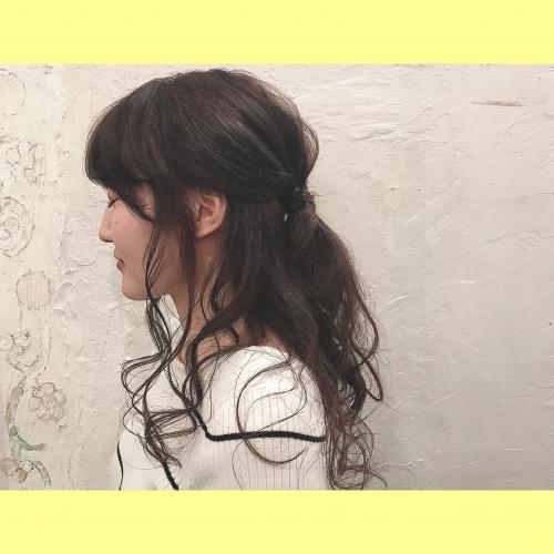カラーモデルさん♡外国人風カラー♡