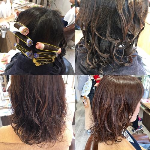 人気デジタルパーマおすすめ髪型調布美容院