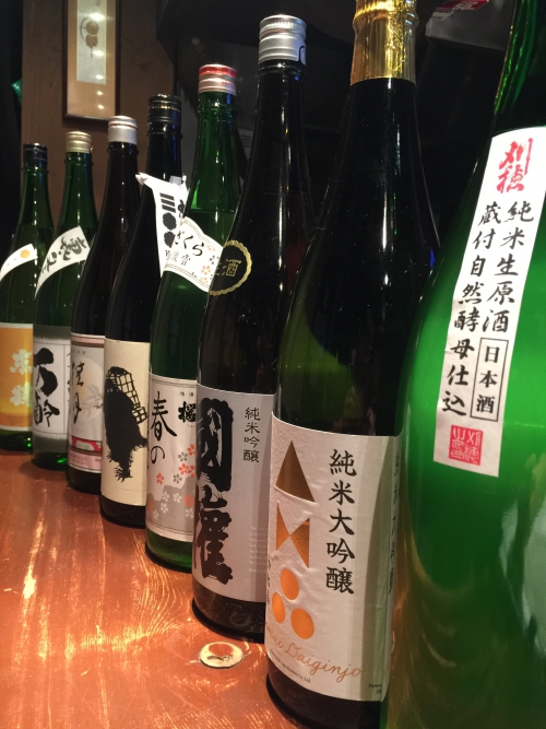 今週入荷の日本酒!(刈穂・国権・雪男・万齢)