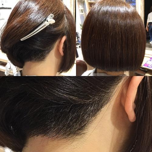 おすすめヘアスタイルボブヘア髪型調布美容室