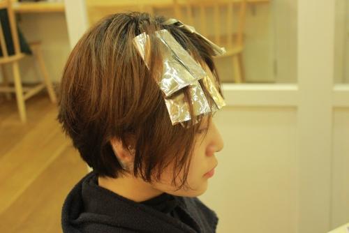 【イノセントヘア】白髪を活かす白髪染め