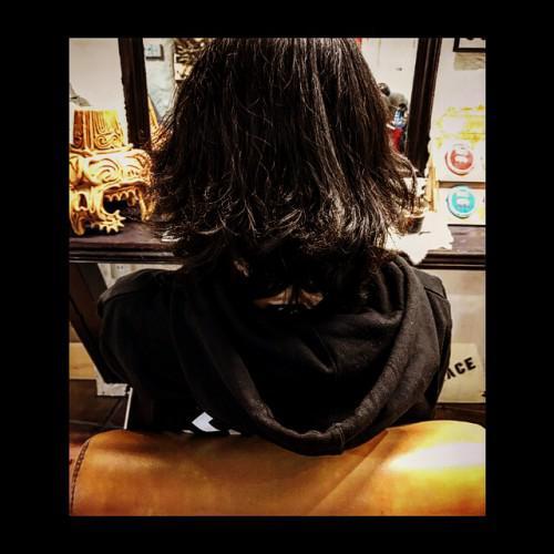 メンズヘア メンズショート 新潟 理容室 barber