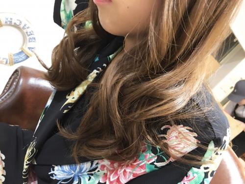 春夏人気おすすめカラーリング髪型調布美容院