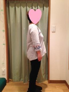 50代女性K様(モニター様)◆2週間でマイナス2.5kg!