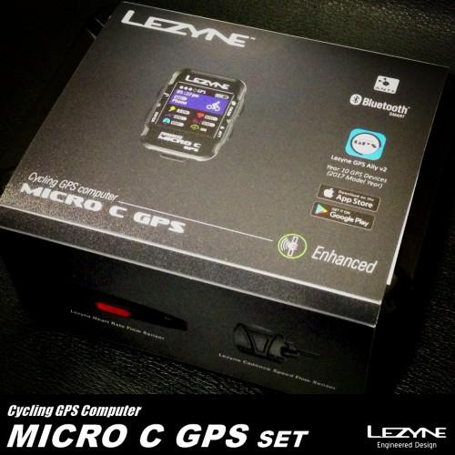 入荷情報≪LEZYNE MICRO C GPS≫限定モデル他