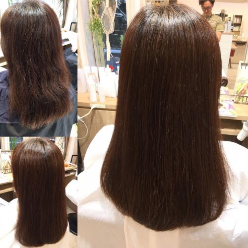 調布美容院おすすめ人気ツヤ髪型ヘアスタイル