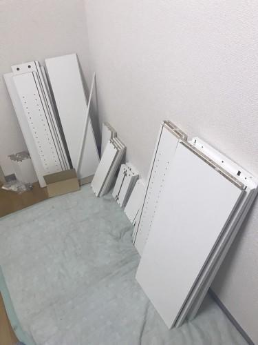 千代田区にて本棚組立、家具組立、日曜大工、格安、安心