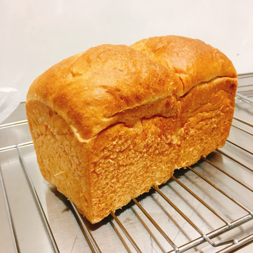 食パンデビュー!