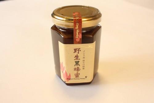 野生黒蜂蜜
