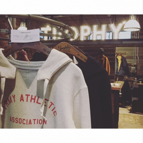 Trophy Clothing トロフィークロージング渋谷