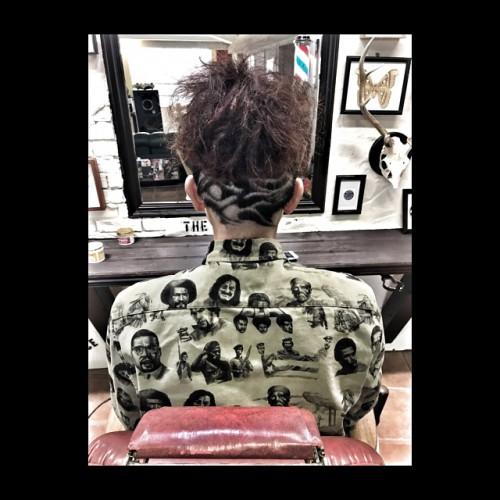 バリアート 特殊ヘア 新潟 理容室 barber