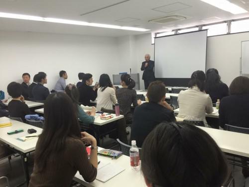 4/23ヘルシースリム耳つぼダイエット資格取得講座開催