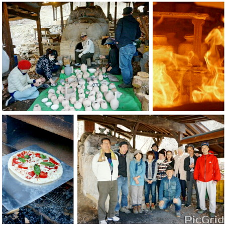 陶芸教室 国立けんぼう窯 54回目の登り窯焼成無事に終了。