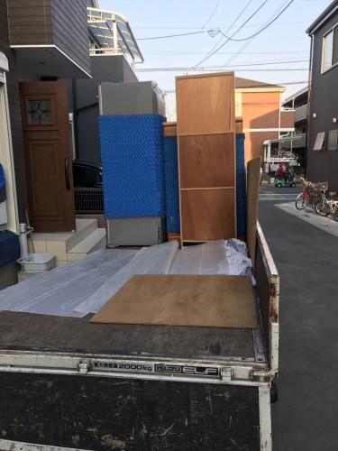 東京都 足立区のお引越しサポート 格安 安全 家具移動