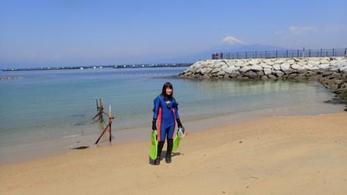 4/29(土) 平沢:体験ダイビング
