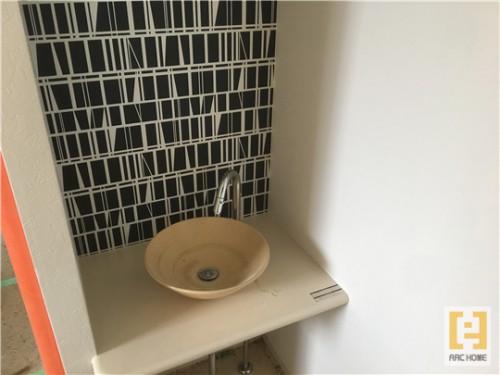 ☆新築戸建物件☆札幌市建築中現場情報を更新!手洗い器取付♪