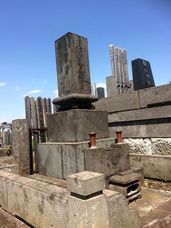 久保山墓地「K」様