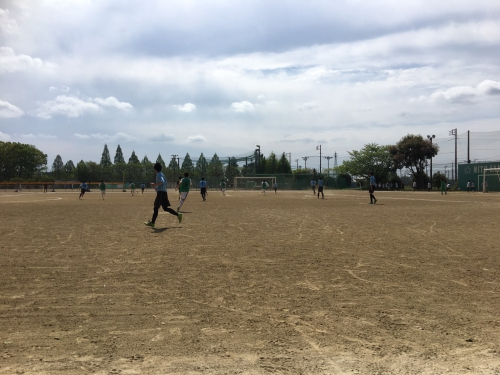 U15FCVIALA練習試合
