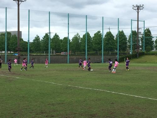 【U13・LADIES】練習試合