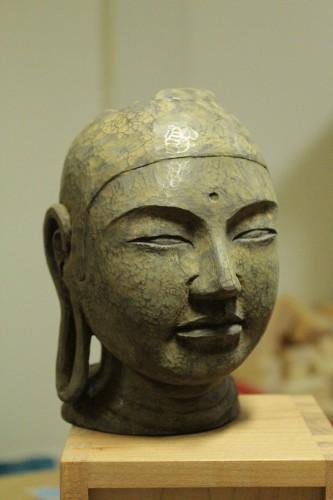 仏像を彫ってみたい