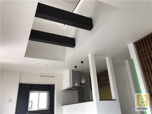 設計士とつくる吹抜けと間接照明で魅せる新築デザイナーズ住宅☆