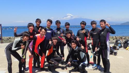 5/27(土) 平沢:体験&ファンダイビング
