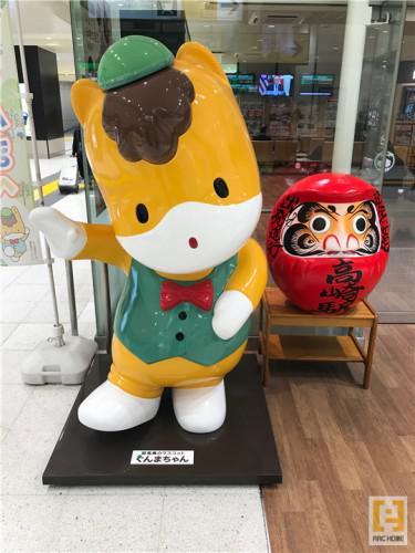 ゆるキャラグランプリ「ぐんまちゃん」の群馬県に行く!