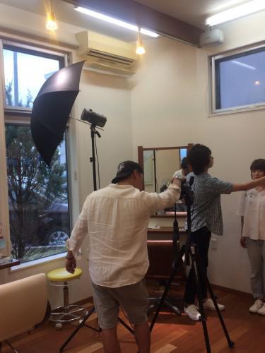 komachiの撮影^ ^