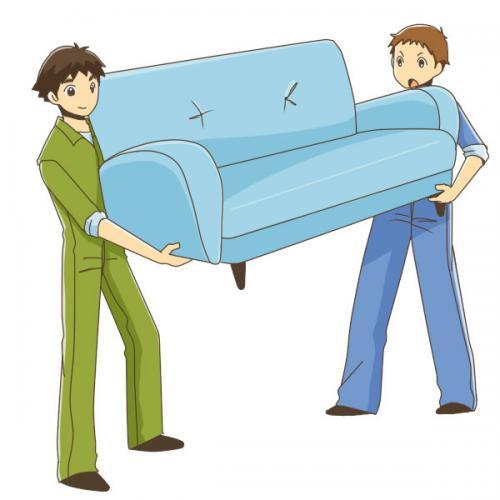 大田区 家具 荷物の移動 往復
