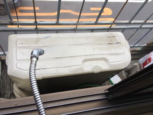 江戸川区のエアコン室外機クリーニング
