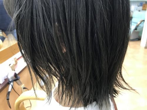 ウェット感のあるヘアスタイル☆  調布美容院
