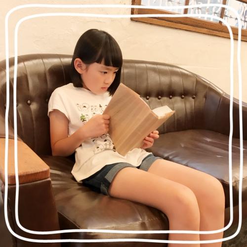 読書少女♡ 代官山 美容室
