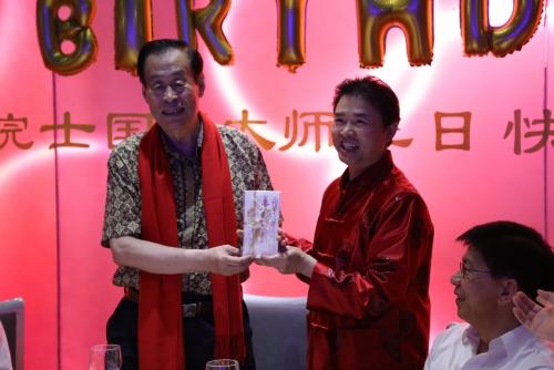 ㊗️恩師 :中国国医大師 石学敏院士八十大壽❗️