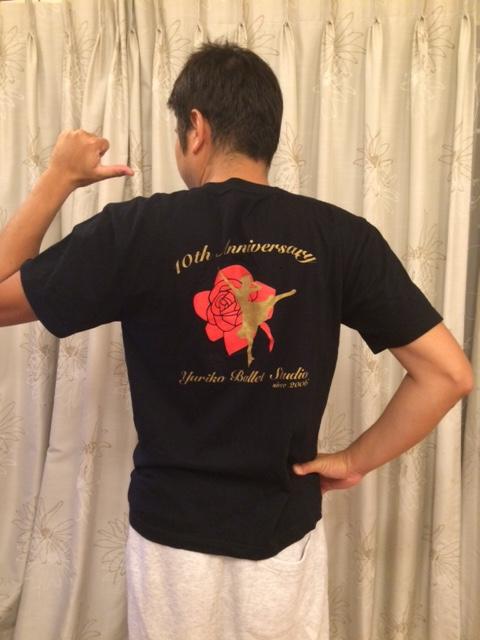 パパ☆Tシャツ