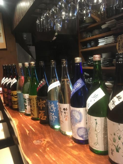 今週入荷の日本酒(春霞・まんさくの花・鶴齢・宗玄・七田)