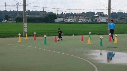 ちびっ子 サッカースクール