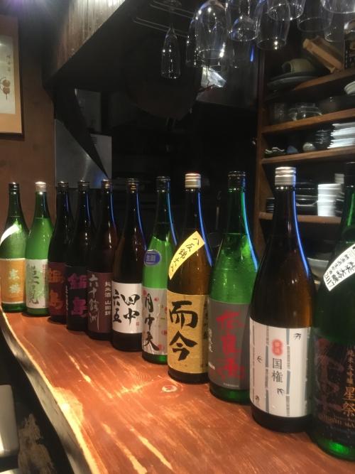 今週入荷の日本酒!(栄光富士・国権・而今・鍋島・能古見)