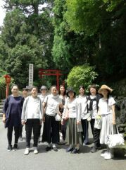 箱根神社でご祈祷!