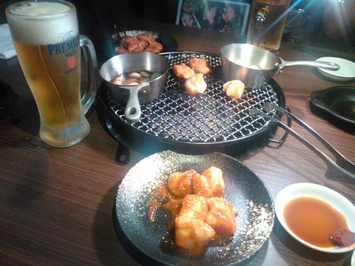 恵比寿日記 肉の頂さん