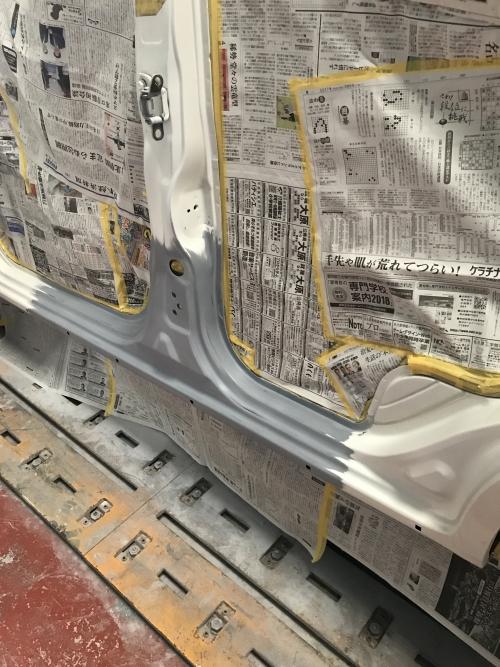 板金塗装と整備