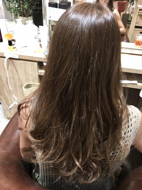 人気ヘアスタイルカラーおすすめ髪型調布美容院