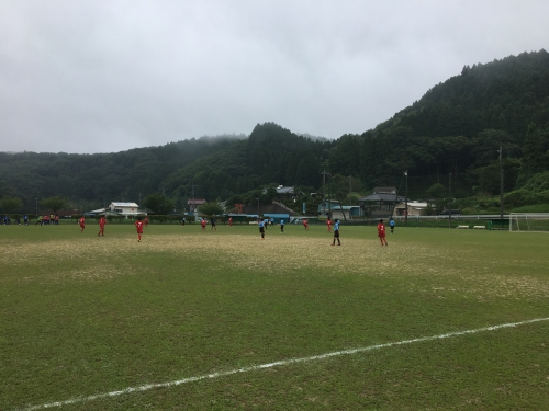 U13・LADIES COPA BUENAVISTA 最終日