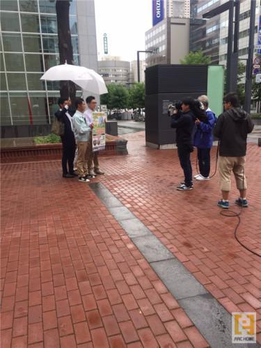 もんすけ1チャンネルのHBC今日ドキッ!に生出演しました!