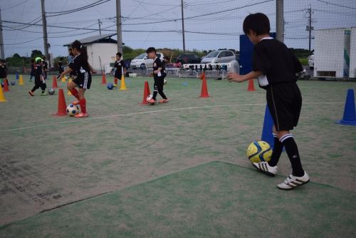 平日サッカースクール